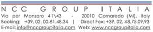 Ncc group contatti