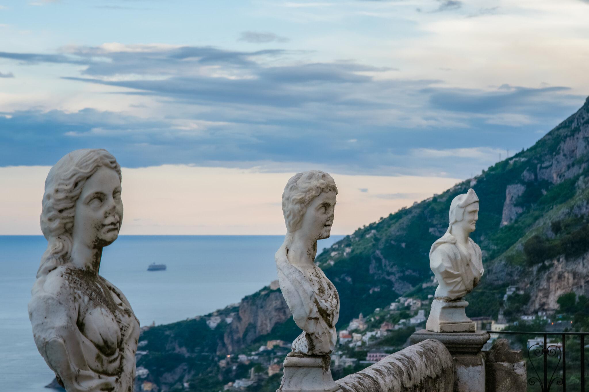 Amalfi, Positano e Ravello Tour