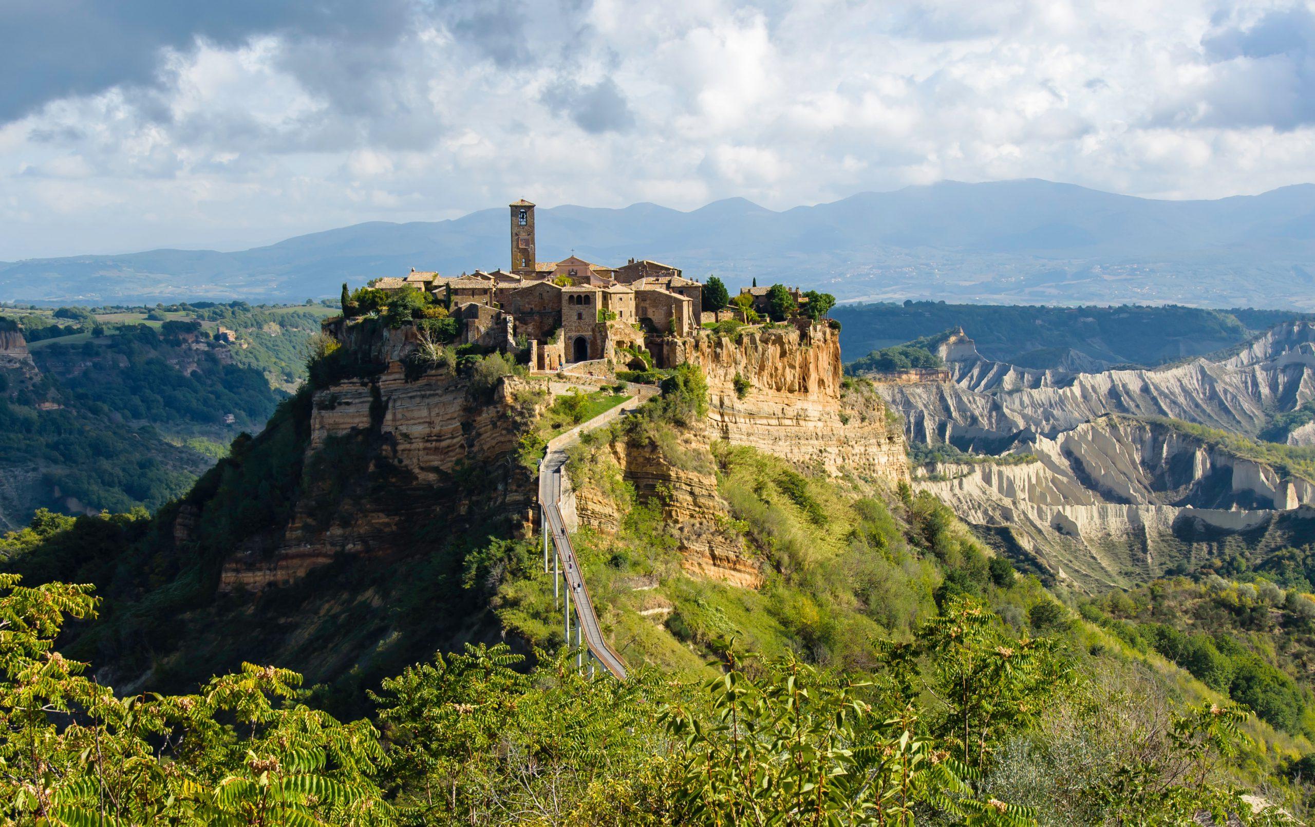 Orvieto & Civita di Bagnoregio Tour