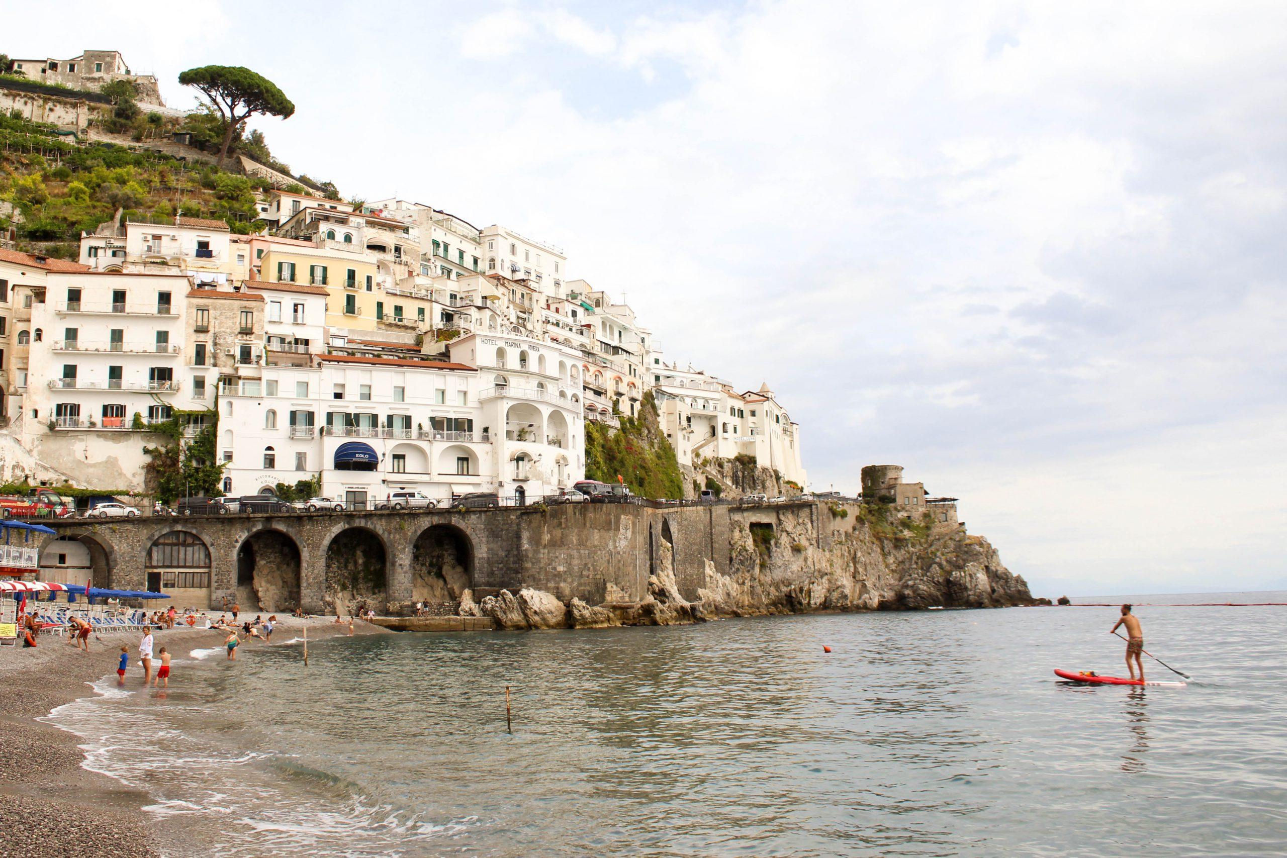 Amalfi e Ravello Tour