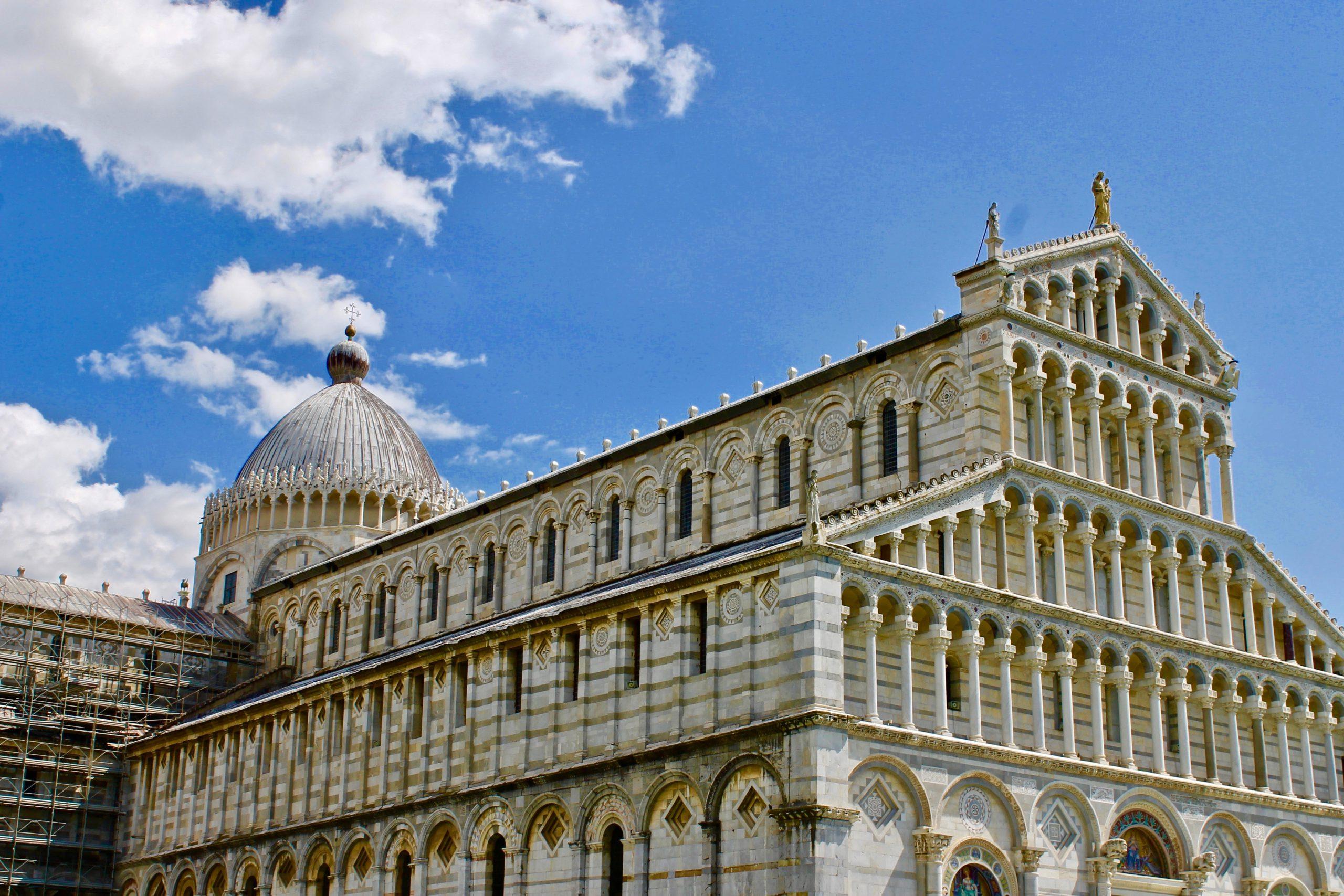 Lucca & Pisa Tour